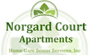 Norgard Court Apartments, a Home Care Senior Services Community: Offering Independent Living, Memory Care, Assisted Living and Ala Carte Services